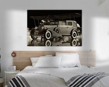 Cadillac V16 Town Car - Stil der dreißiger Jahre
