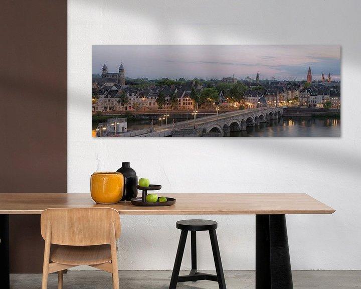 Sfeerimpressie: Maastricht van Dennis van Sint Fiet