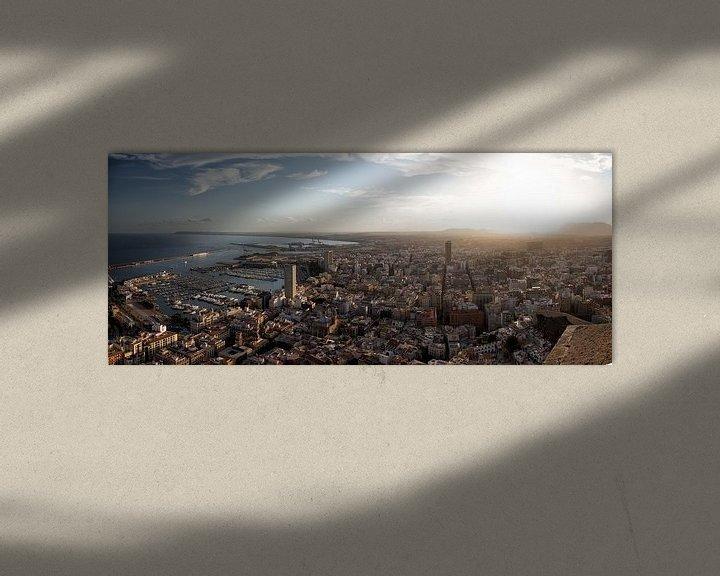Sfeerimpressie: Alicante van Dennis van Sint Fiet