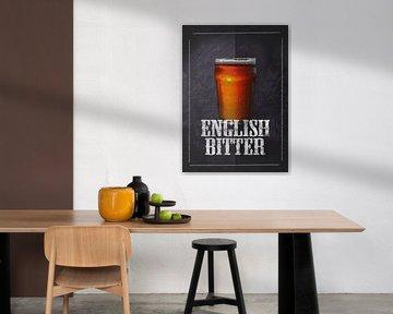 Bier - Englisches Bitter von JayJay Artworks
