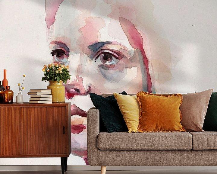 Sfeerimpressie behang: Toekomst van Ron van Vliet