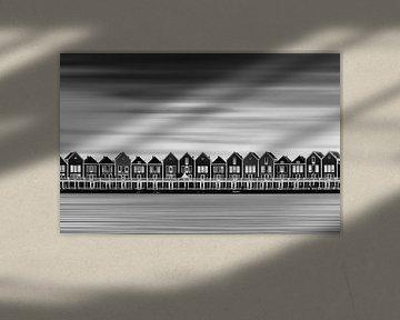 Houses van John Monster