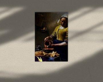 Das Milchmädchen und das Brotmädchen von Truckpowerr