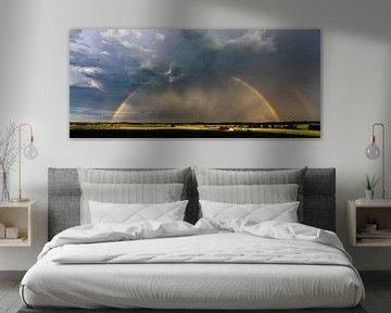 Regenboog van W.Schriebl PixelArts