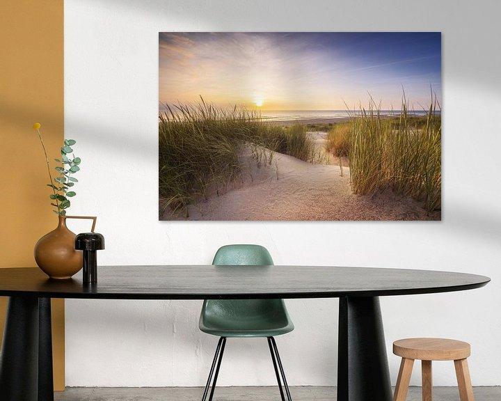 Beispiel: Dünen und Strand von Thom Brouwer