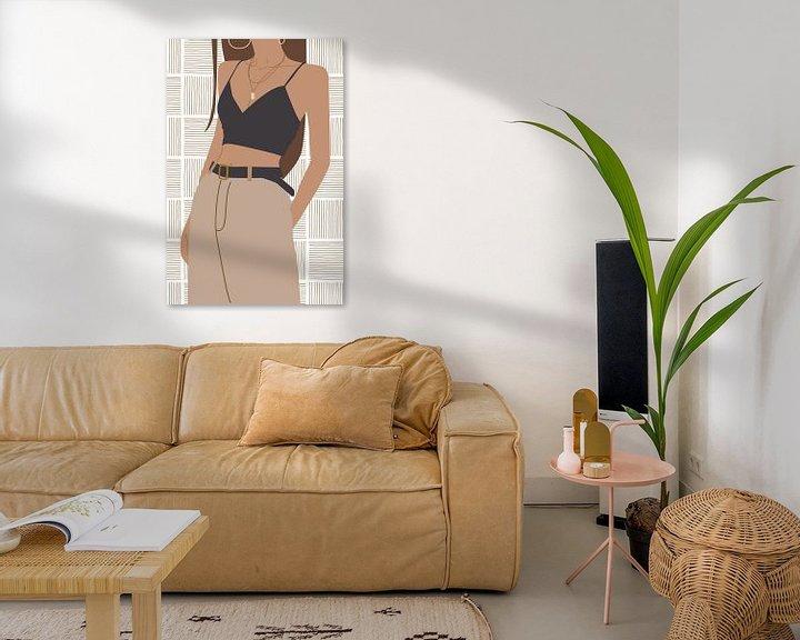 Sfeerimpressie: Baggy Jeans van Walljar