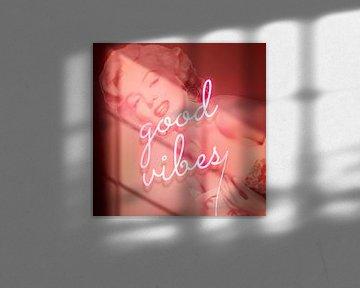 Gute Vibes Marilyn von Rudy & Gisela Schlechter