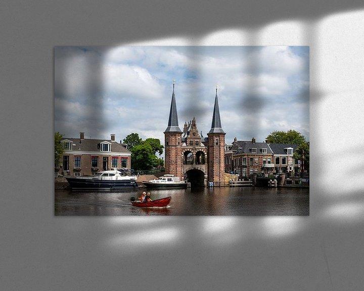 Sfeerimpressie: Sneek Waterpoort van Martin de Bock
