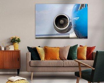 Fokker 70 van Bas Alstadt Fotografie