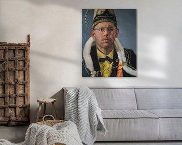 Prins Julien Voliera van Erna van Lith