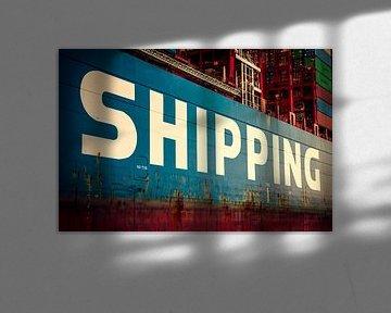 Shipping van Sabine Wagner