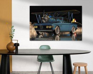 BMW 3.0 CSI - Une voiture classique pas comme les autres