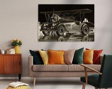 Morgan Plus Ein in England gebauter Sportwagen