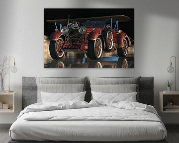 Hispano Suiza H6 Ein beliebter Tourer der 1920er Jahre