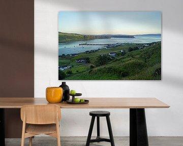 plattelandsstad van het eiland Skye van Babetts Bildergalerie