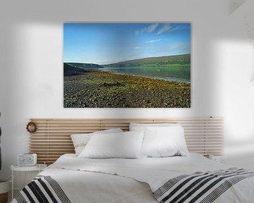 Strand in Schotland van Babetts Bildergalerie