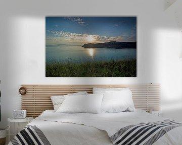 Zonsondergang op het Isle o Skye, Schotland van Babetts Bildergalerie
