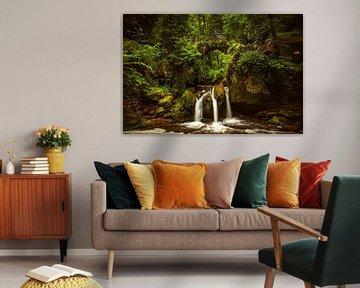 Schießentümpel-Wasserfall