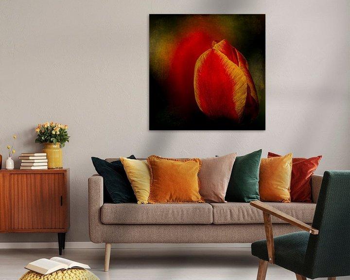 Sfeerimpressie: Tulp van Dick Jeukens