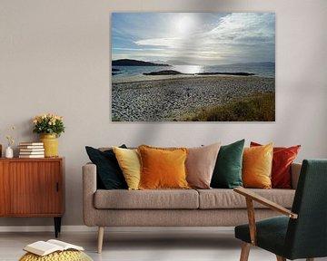 landschap in Oban, Schotland van Babetts Bildergalerie