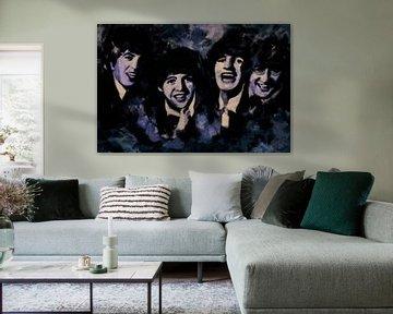 Die Beatles bei Nacht von Christine Nöhmeier