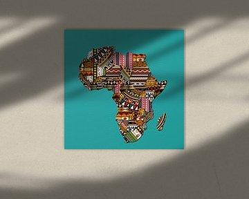 Afrika van Richard Laschon