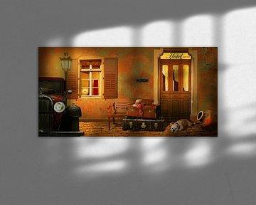 Zimmer frei von Monika Jüngling