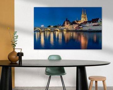 Regensburg van Rainer Pickhard