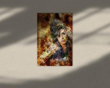 Amy von Art by Jeronimo