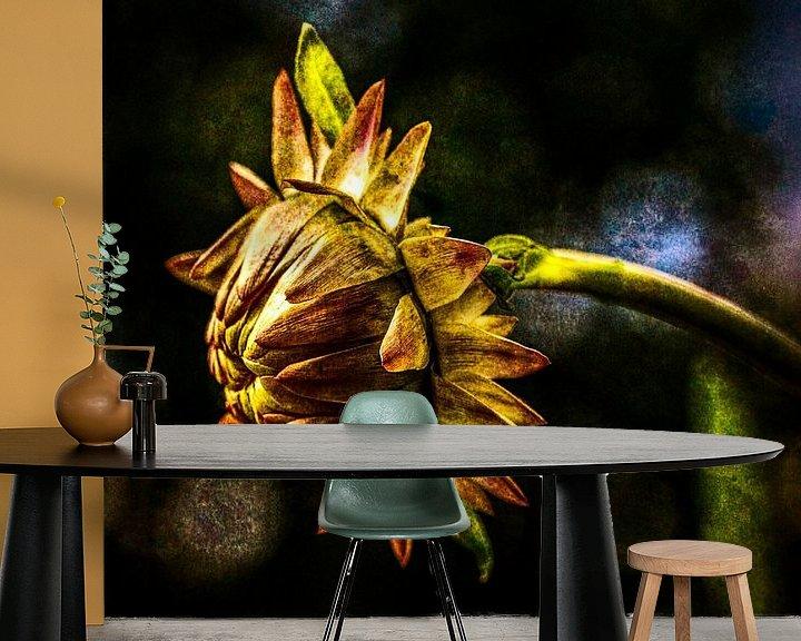 Impression: Fleur de paille 2 sur Dick Jeukens