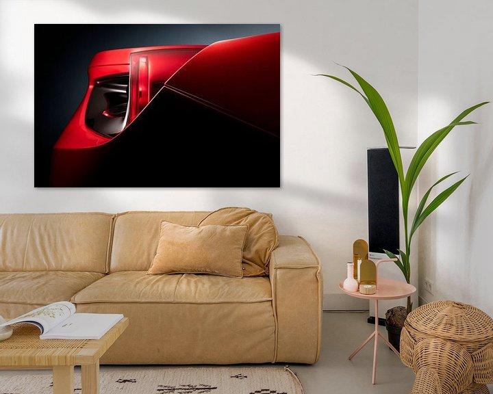 Beispiel: Ferrari 488 Rücklicht von Thomas Boudewijn
