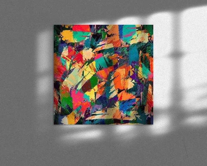 Sfeerimpressie: The Art of Color van Harry Hadders