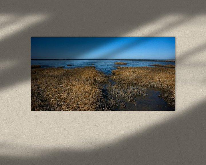 Sfeerimpressie: Kwelder in de Waddenzee 2 van Bo Scheeringa Photography