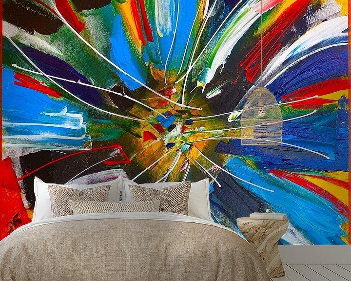Sfeerimpressie behang: Dutch Spin van Rob van Heertum