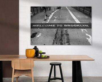 Willkommen in Brooklyn von Nynke Altenburg