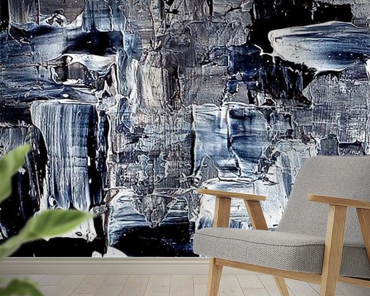 Sfeerimpressie behang: 50 Shades van Rob van Heertum