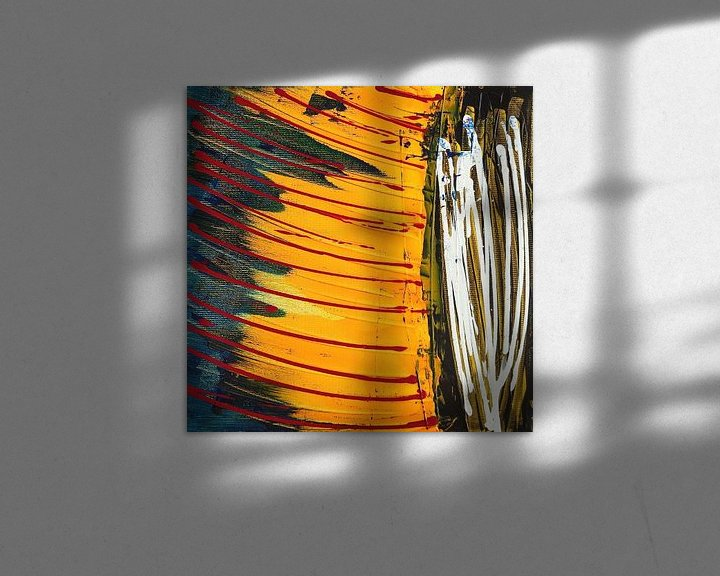 Sfeerimpressie: Yellow Express van Rob van Heertum