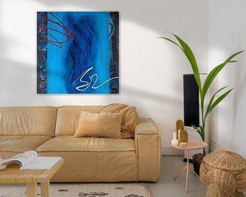 Blue Sin von Rob van Heertum