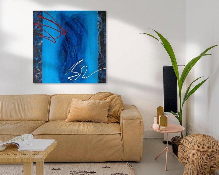 Impression: Blue Sin sur Rob van Heertum