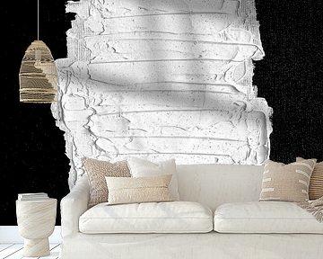 Schwarz, weiß & weiß (gesehen in vtwonen) von Rob van Heertum