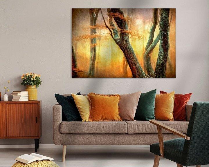Beispiel: Die tanzenden Bäume von Lars van de Goor
