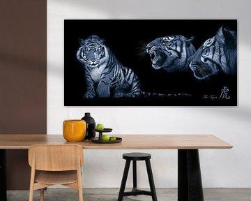 Der Tiger von Monika Jüngling