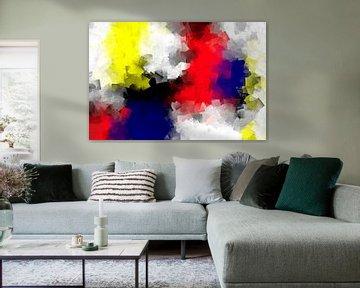 Mondroido cubisma sur Henk-Jan van Tuyl