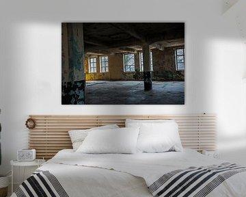 Ein Zimmer im KVL-Gebäude von Blond Beeld