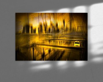 City-Shapes NYC von Melanie Viola