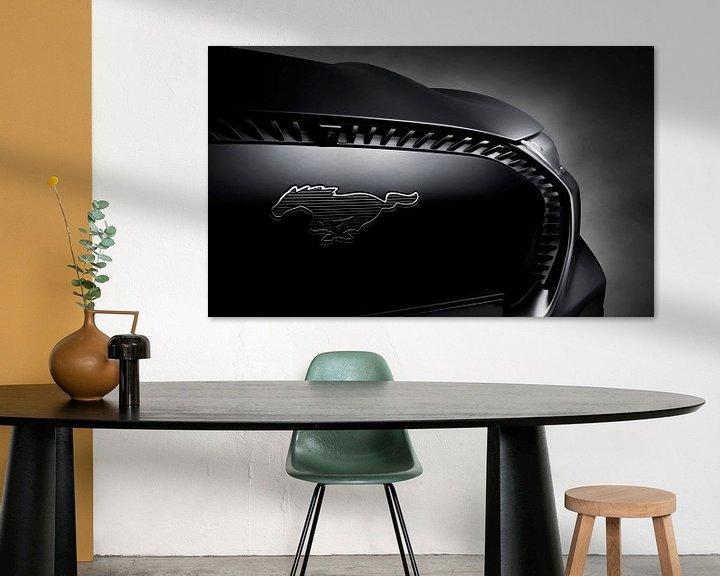 Beispiel: Ford Mustang Mach-E von Thomas Boudewijn