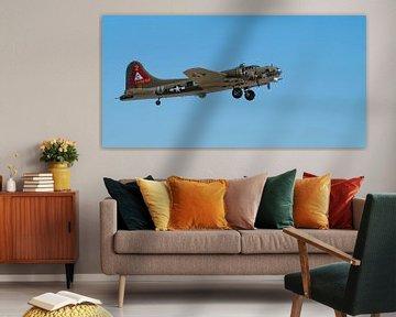 B-17 Thunderbird Take-off van Bob de Bruin