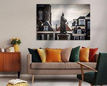 Delft und Hugo de Groot