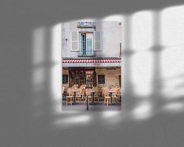 Frans café in Parijs van Bianca Kramer