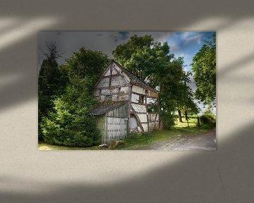 Maison délabrée
